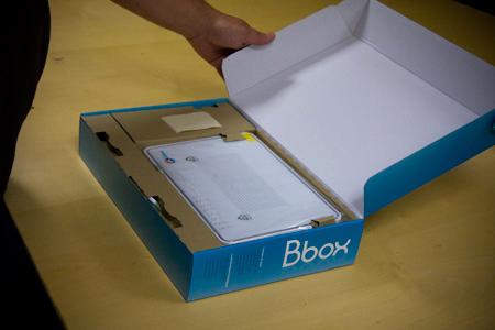 Boite Bbox