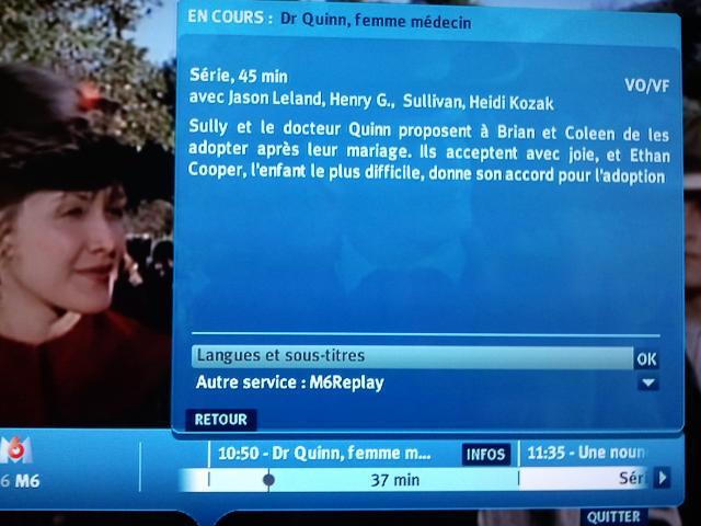 Info M6 Replay : m6 replay d barque sur bbox bbox news communaut des utilisateurs bbox de bouygues telecom ~ Medecine-chirurgie-esthetiques.com Avis de Voitures