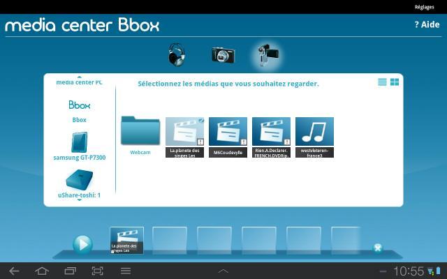 testez l 39 application m dia center bbox bbox news communaut des utilisateurs bbox de. Black Bedroom Furniture Sets. Home Design Ideas